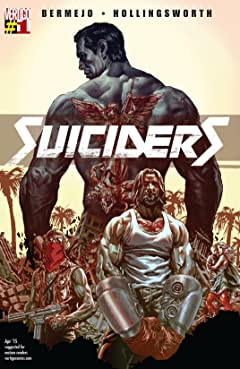 Suiciders (2015) No.1