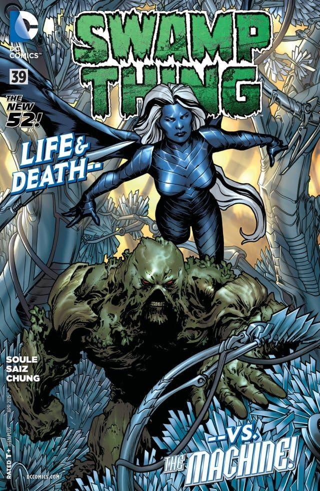 Swamp Thing (2011-2015) #39