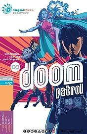 Tangent Comics: Doom Patrol (1997) #1