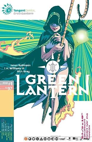 Tangent Comics: Green Lantern (1997) #1