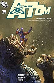The All New Atom (2006-2008) #10