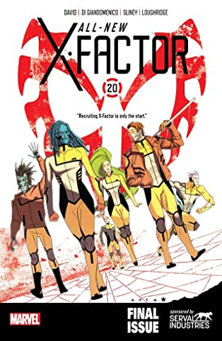 All-New X-Factor (2014-2015) #20