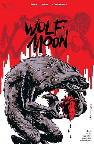 Wolf Moon (2014-2015) No.3