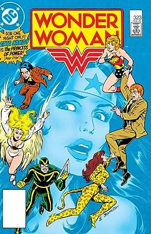 Wonder Woman (1942-1986) #323
