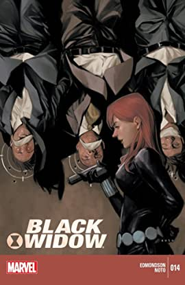 Black Widow (2014-2015) #14