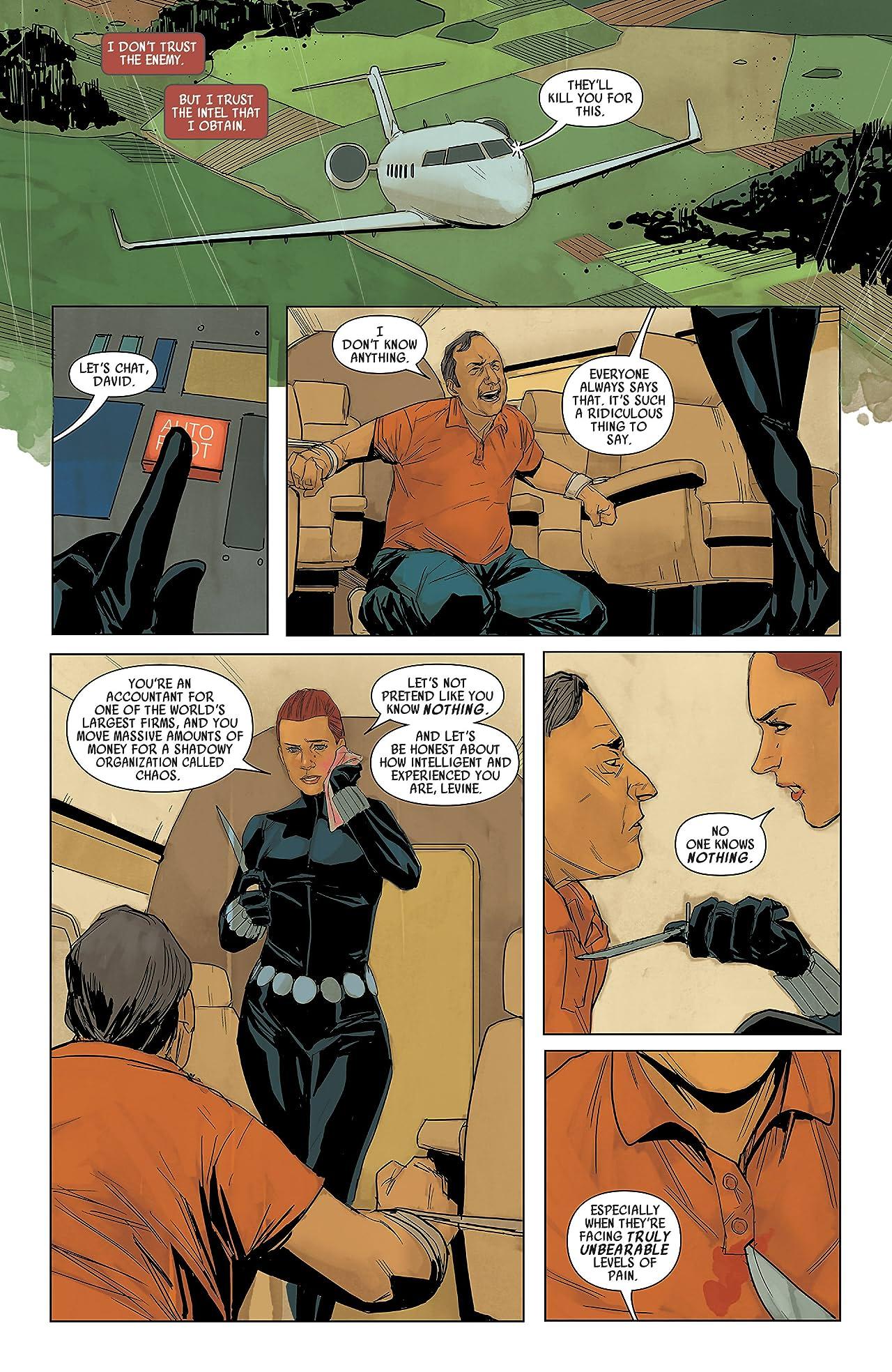 Black Widow (2014-2015) #14