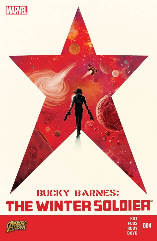 Bucky Barnes: The Winter Soldier (2014-2015) #4