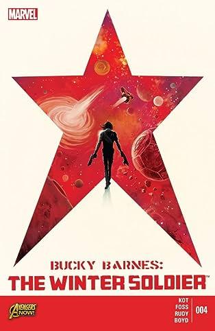 Bucky Barnes: The Winter Soldier (2014-2015) #4