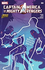Captain America and the Mighty Avengers (2014-2015) #4