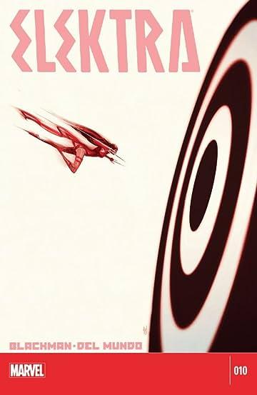 Elektra (2014-2015) #10