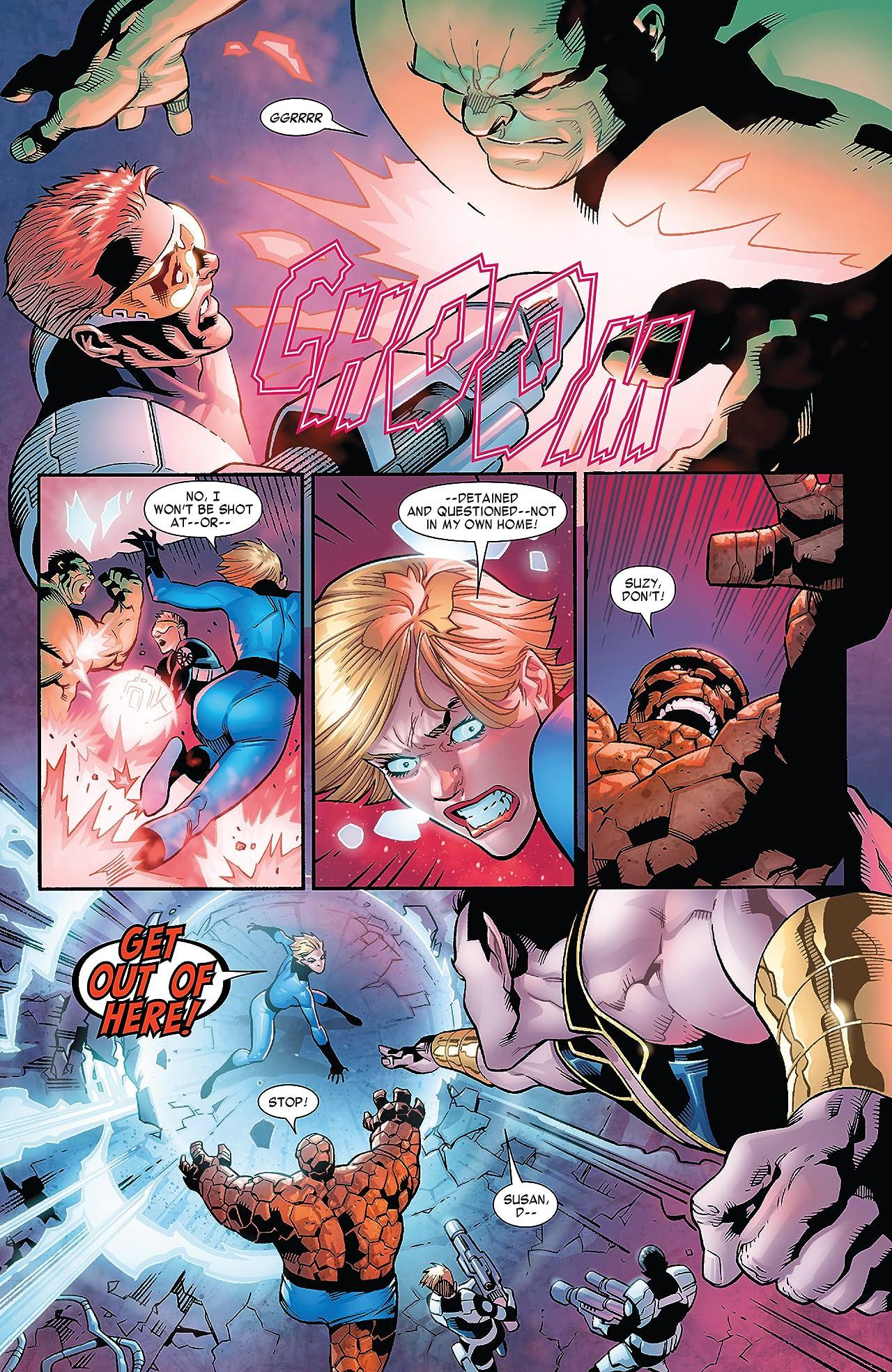 Fantastic Four (2014-2015) #642
