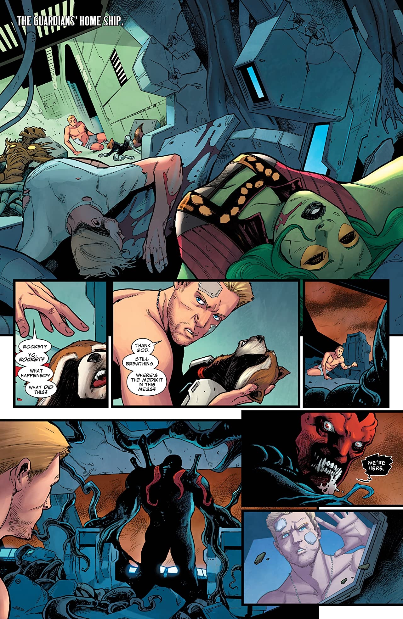 Guardians of the Galaxy (2013-2015) #23