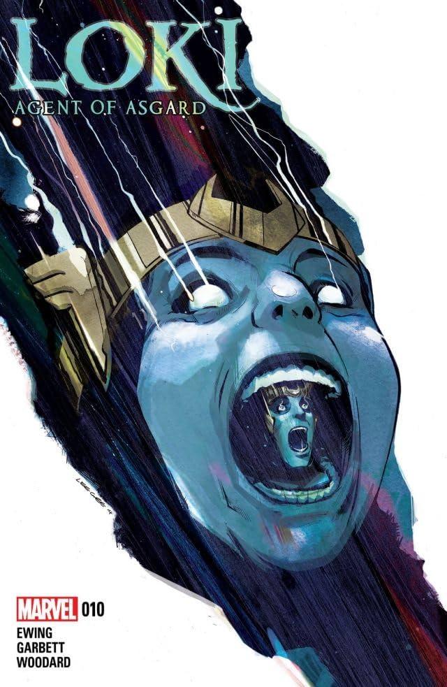 Loki: Agent of Asgard #10