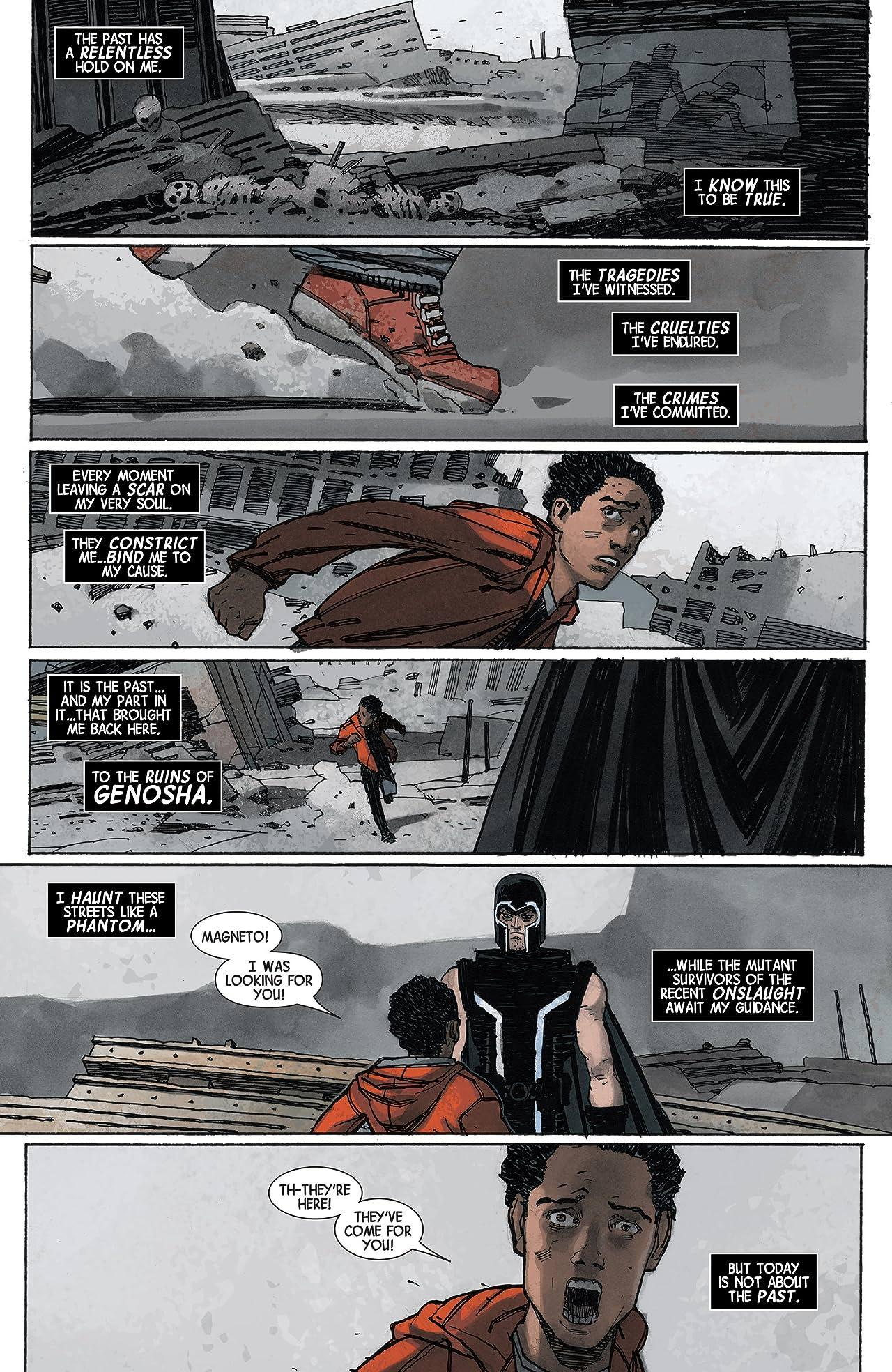 Magneto (2014-2015) #14