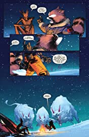 Rocket Raccoon (2014-2015) #7