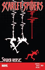 Scarlet Spiders (2014) #3 (of 3)