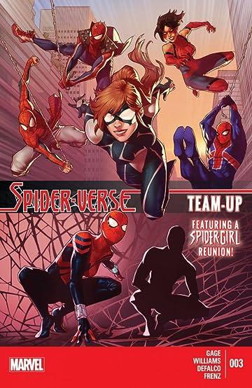 Spider-Verse Team-Up #3 (of 3)