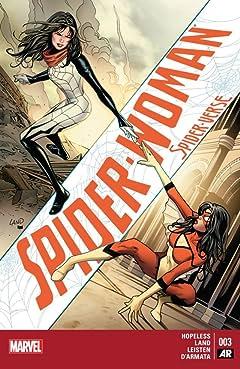 Spider-Woman (2014-2015) #3