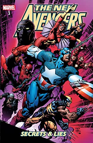 New Avengers Vol. 3: Secrets & Lies