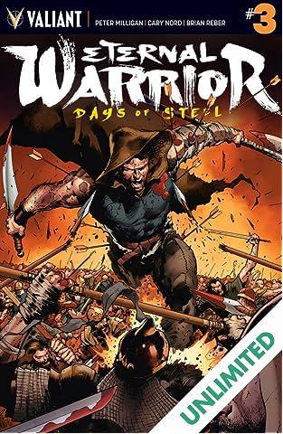 Eternal Warrior: Days of Steel #3 (of 3): Digital Exclusives Edition