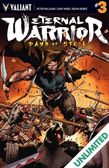 Eternal Warrior: Days of Steel #3 (of 3): Digital Exclusives Edition