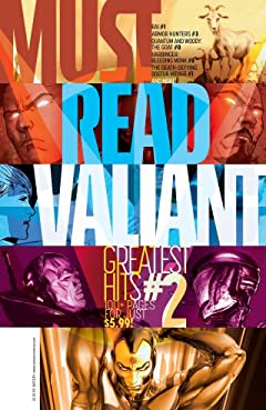 Must Read Valiant: Greatest Hits #2