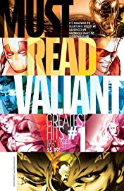 Must Read Valiant: Greatest Hits #1