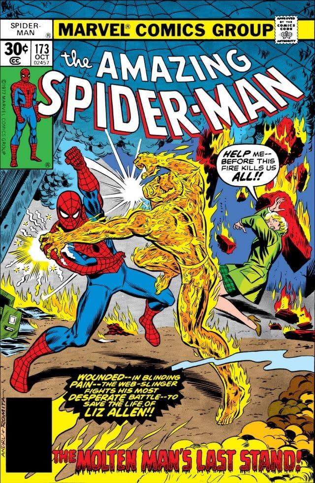 Amazing Spider-Man (1963-1998) #173