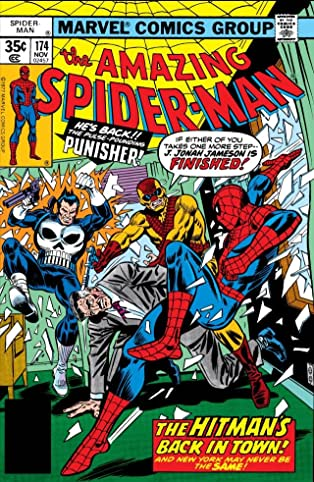 Amazing Spider-Man (1963-1998) #174