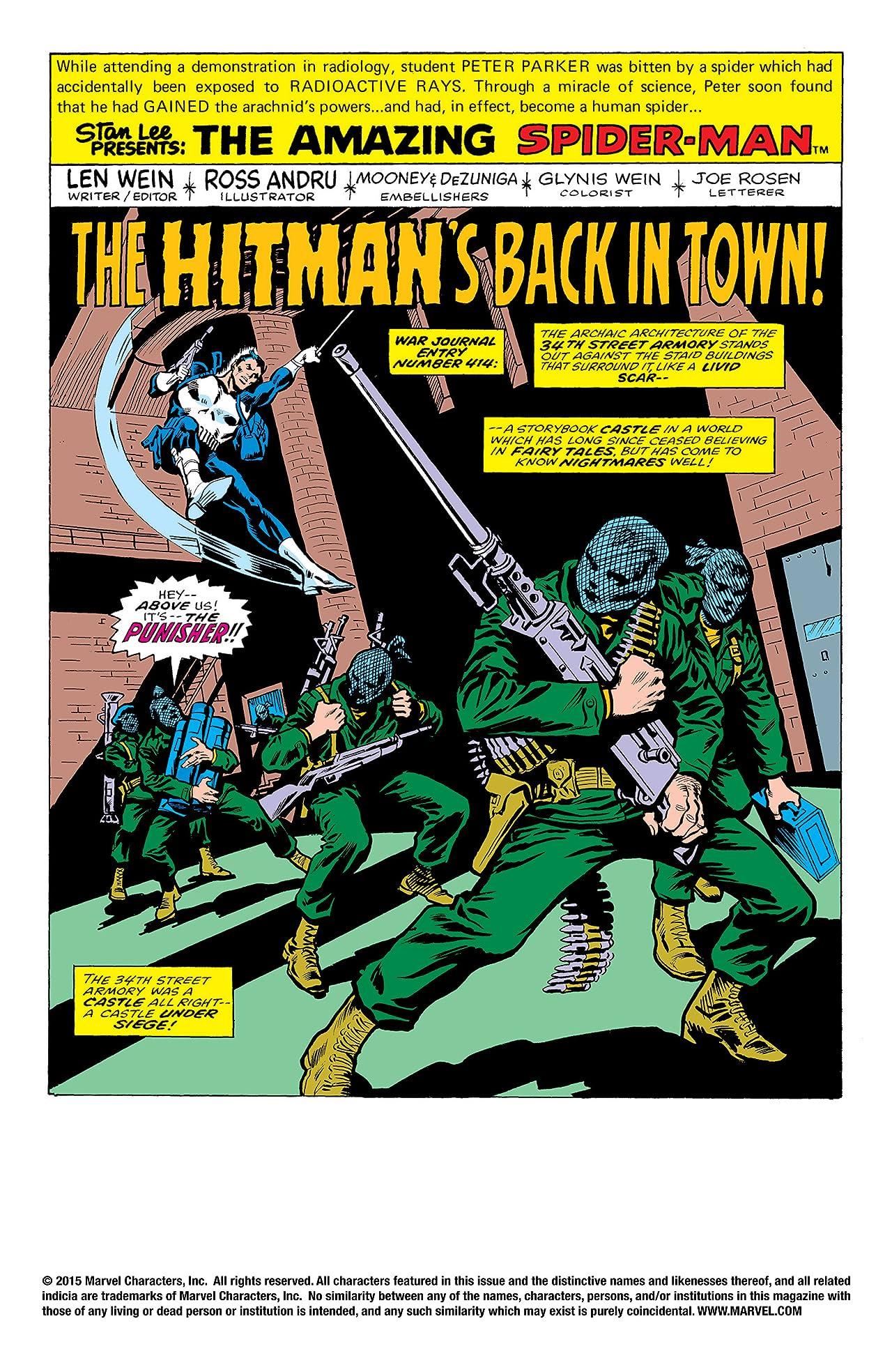 Amazing Spider-Man (1963-1998) #174