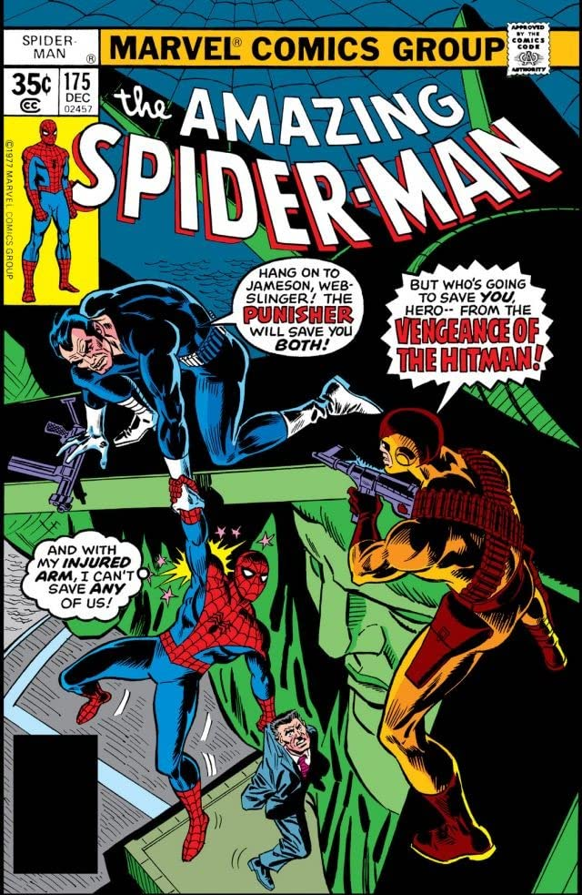 Amazing Spider-Man (1963-1998) #175