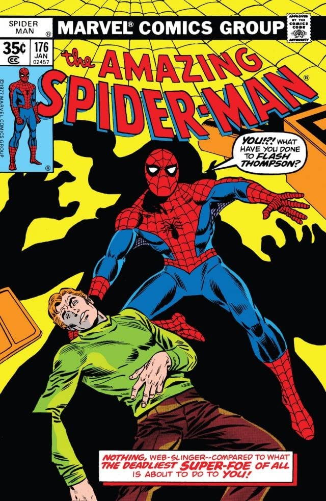 Amazing Spider-Man (1963-1998) #176