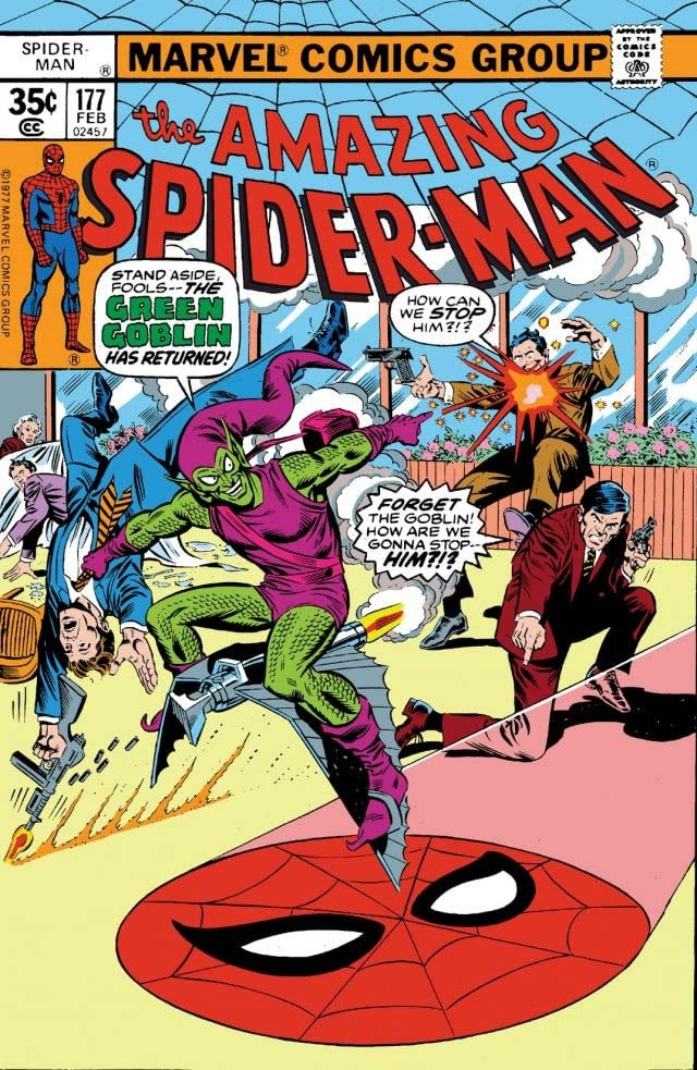 Amazing Spider-Man (1963-1998) #177