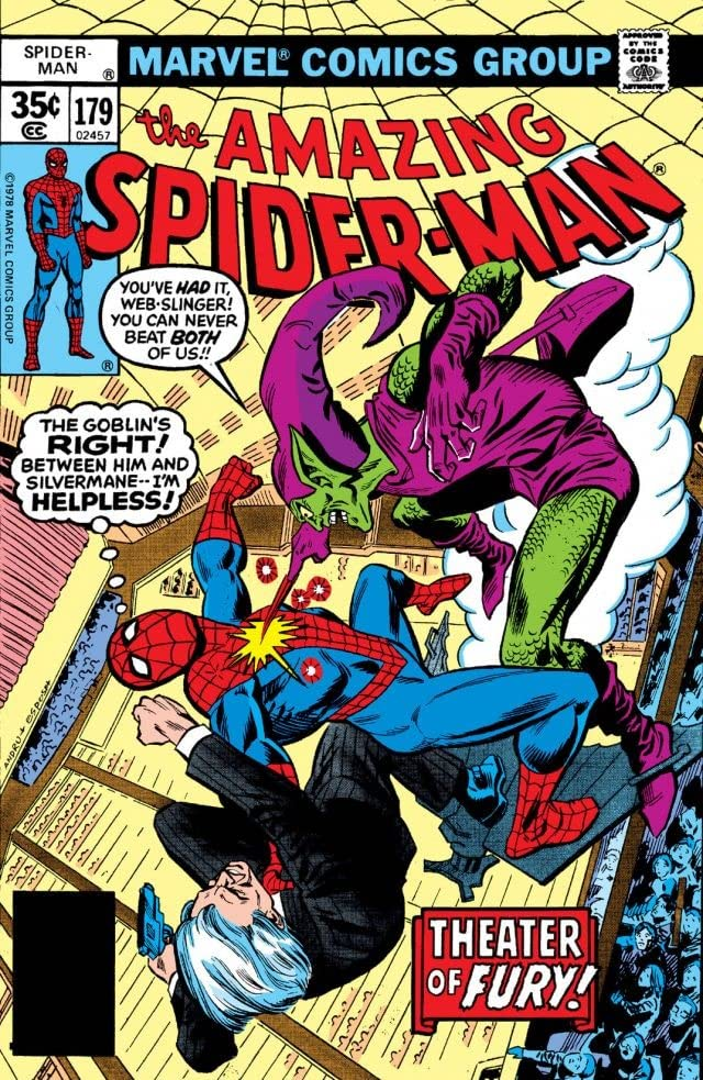 Amazing Spider-Man (1963-1998) #179