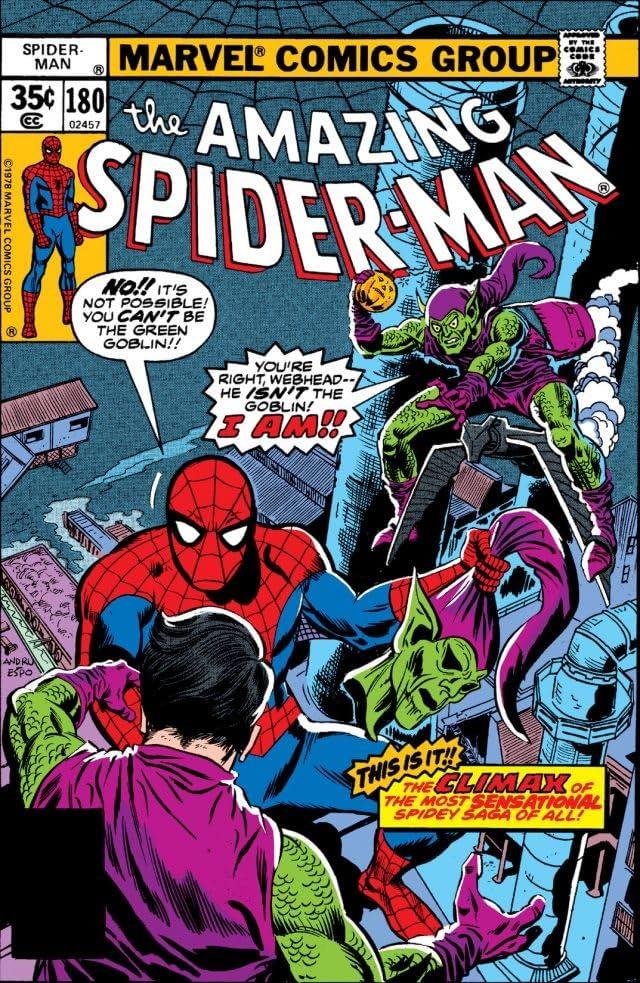 Amazing Spider-Man (1963-1998) #180