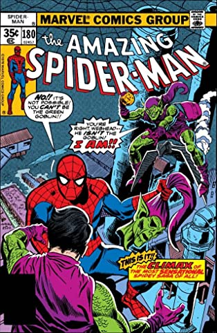 Amazing Spider-Man (1963-1998) #180