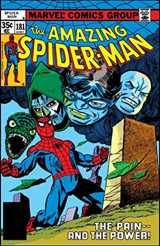 Amazing Spider-Man (1963-1998) #181