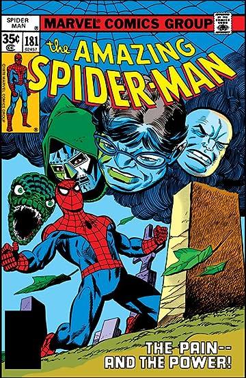 Amazing Spider-Man (1963-1998) #181