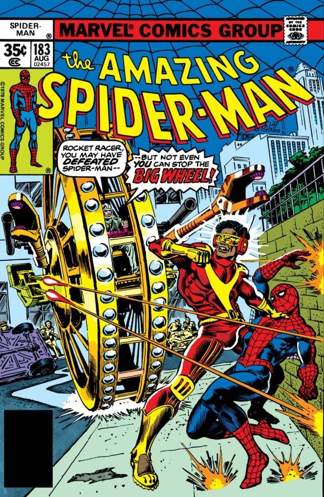 Amazing Spider-Man (1963-1998) #183