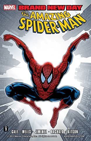 Spider-Man Tome 2: Brand New Day