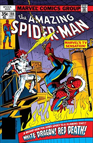 Amazing Spider-Man (1963-1998) #184