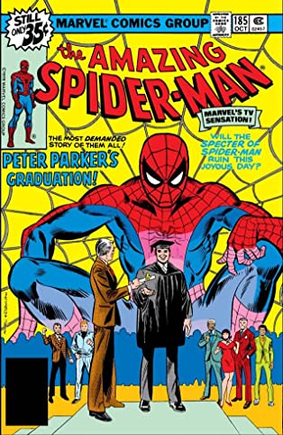 Amazing Spider-Man (1963-1998) #185