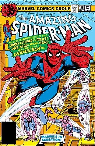 Amazing Spider-Man (1963-1998) No.186