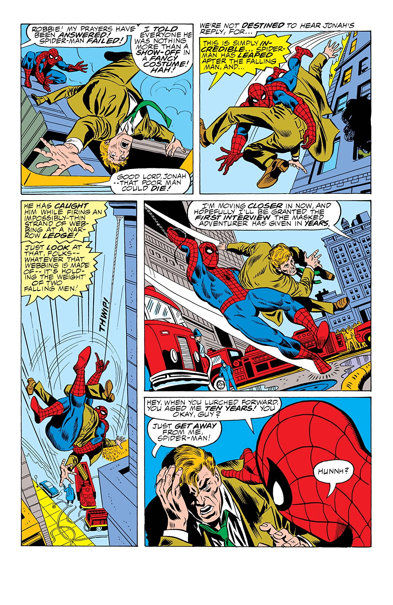 Amazing Spider-Man (1963-1998) #186