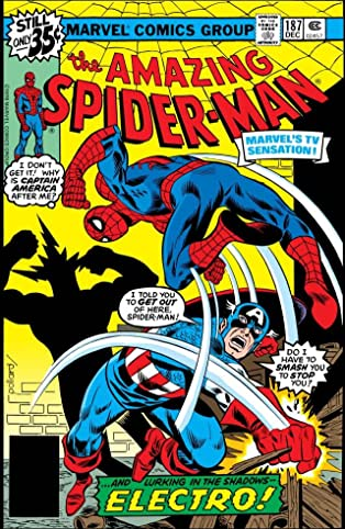 Amazing Spider-Man (1963-1998) #187