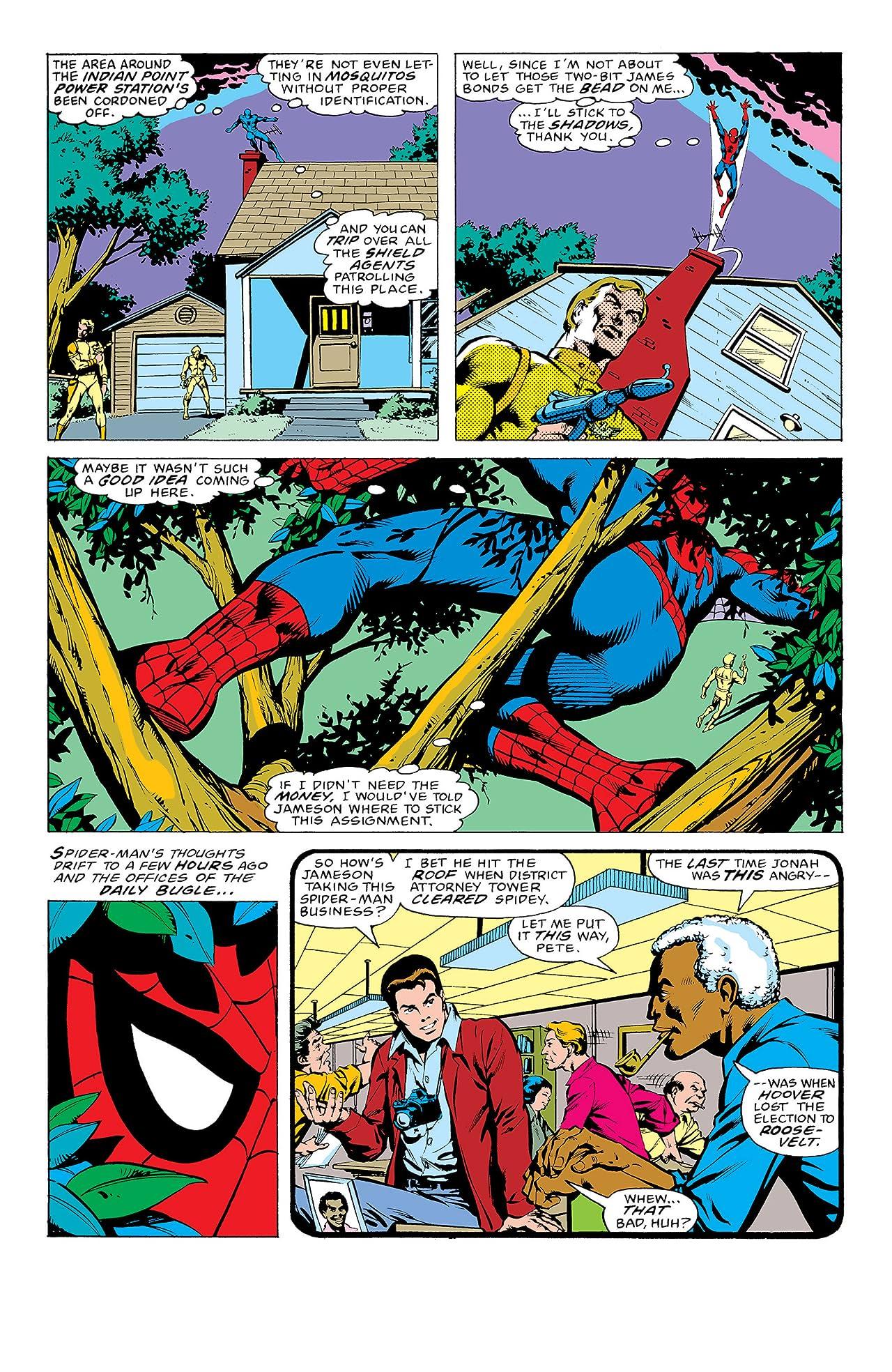 Amazing Spider-Man (1963-1998) #187