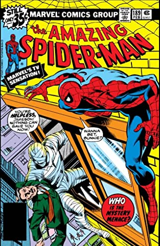 Amazing Spider-Man (1963-1998) #189