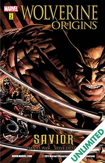 Wolverine: Origins Vol. 2: Savior