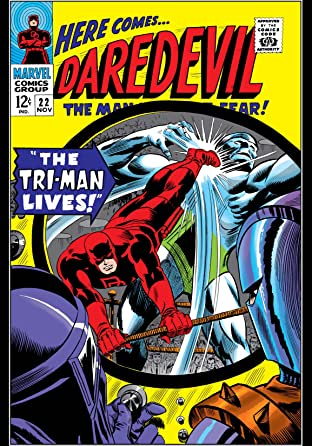 Daredevil (1964-1998) No.22