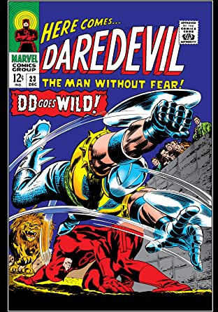 Daredevil (1964-1998) No.23